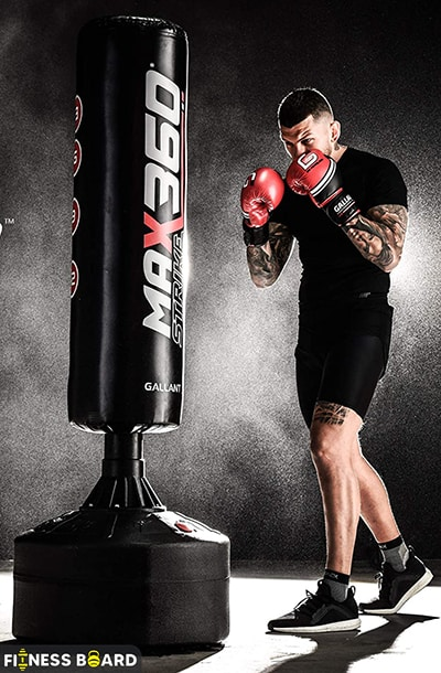 Gallant Max Strike 360 Free Standing Punching Bag