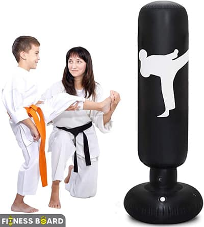 LEOHOME Kids Punching Bag