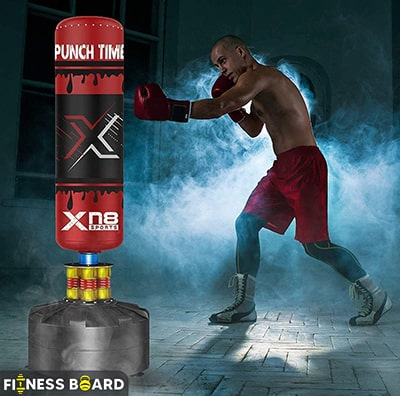 XN8 Free Standing Punch Bag