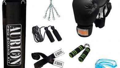 Best Punch Bag Accessories