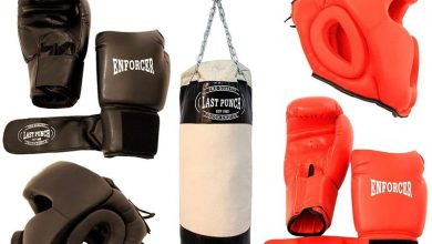 Best Punch Bag Set