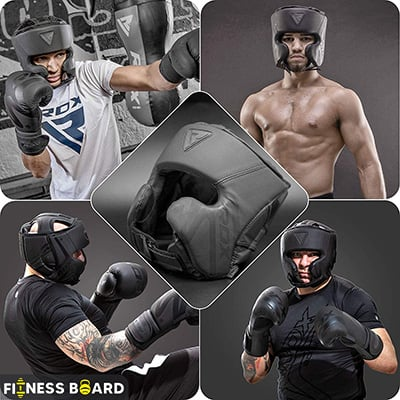 RDX Boxing Head Gear