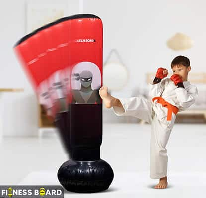Atlasonix Inflatable Punching Bag
