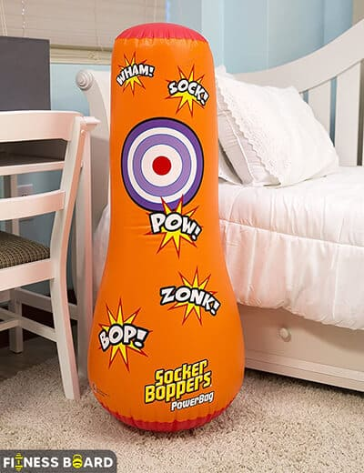 Inflatable Kids Punching Bag