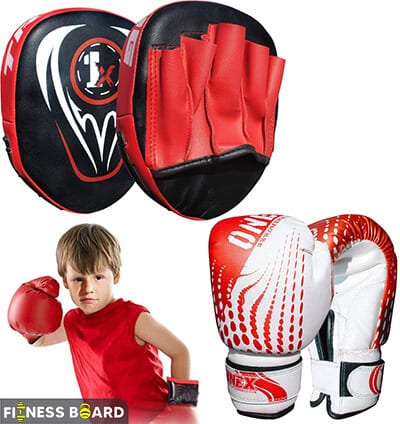 ONEX Boxing Gloves and Pads
