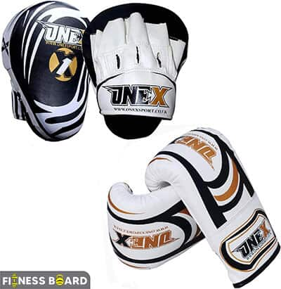 ONEX Unisex Gloves and Pads Set