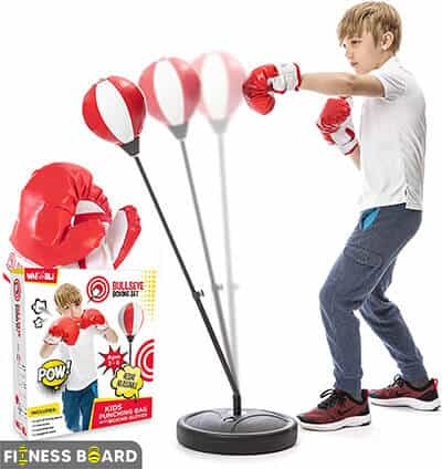 Whoobli Punching Bag For Kids